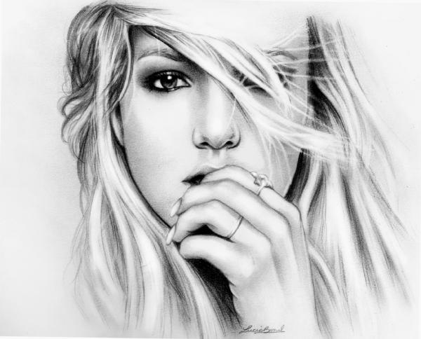 Britney Spears by lubrightside